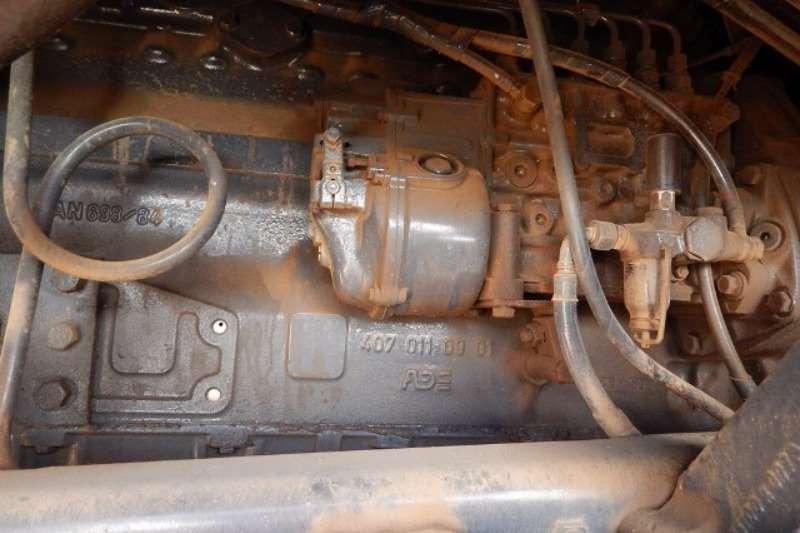Samil Crane truck Samil 50 4 x 4, Left Hand Drive Dropside Crane Tru Truck