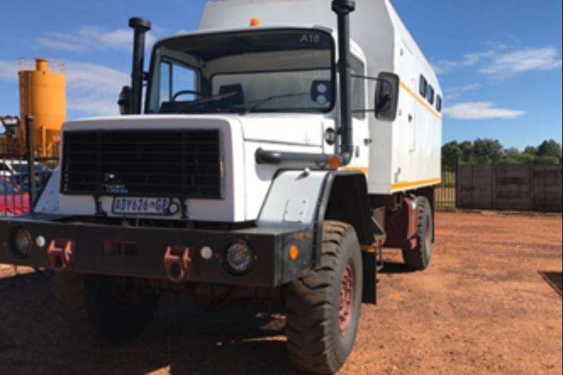 Samil Other Samil 50 MKI Enclosed personal carrier Truck