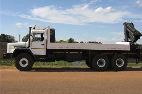 Samil Samil 100 Crane Truck