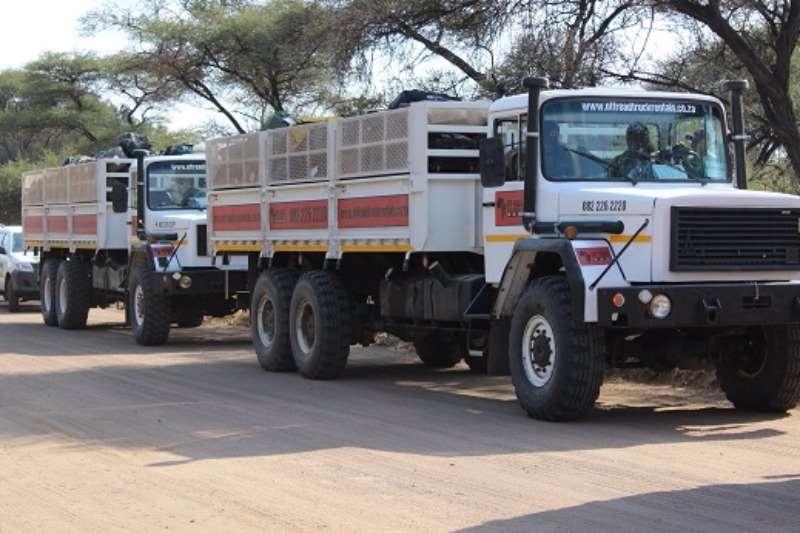 Samil Samil 100 Off Road Truck Rentals 4x4 / 6x4 / 6x6 Truck