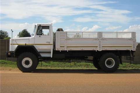 Samil Samil 50 MKII Truck