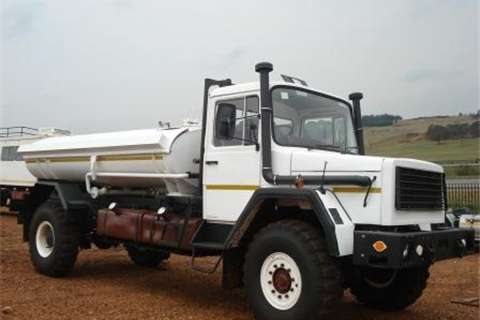 Samil Samil 50 Tanker Truck