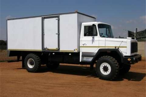 Samil Samil 50 Workshop Unit Truck