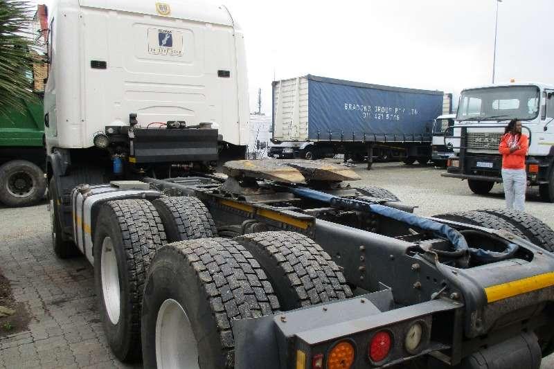 Scania 420 Scania R124 Truck
