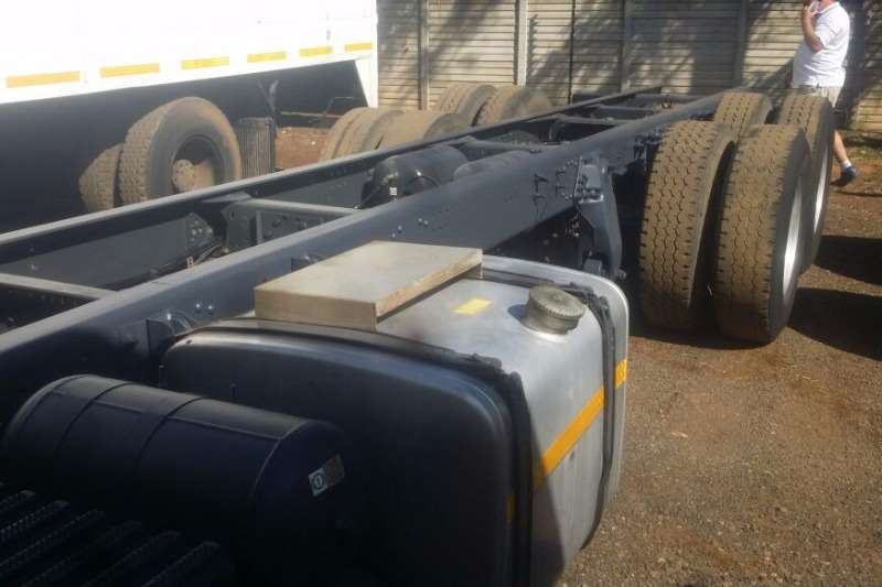 Scania Chassis cab P270 Truck