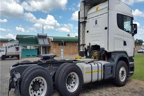 Scania Chassis cab R 500 LA 6X4 Truck