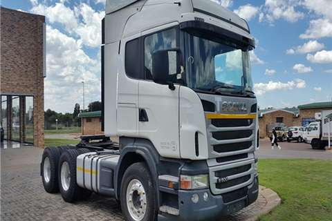 Scania Chassis cab R 500 LA 6X4 Truck