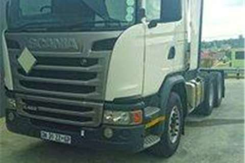 Scania Demo G 460 HP Truck Tractor- Truck