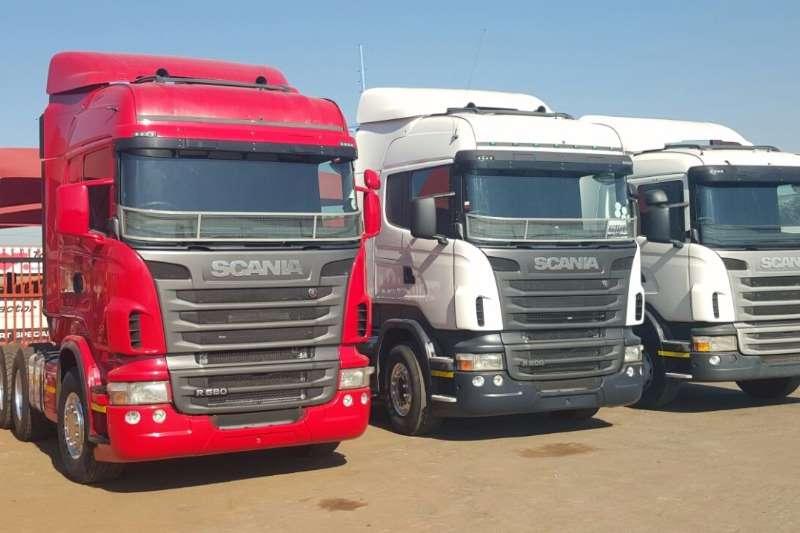 Scania G 460 Truck