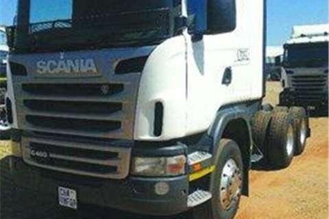 Scania G460 6x4 T/T- Truck