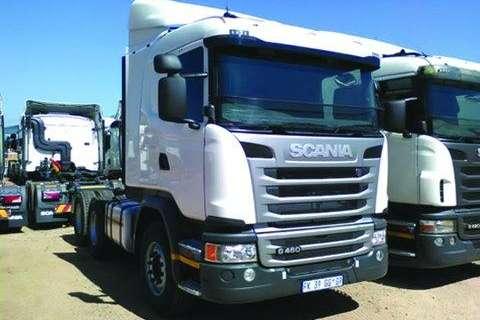Truck Scania G460 HP- 2014