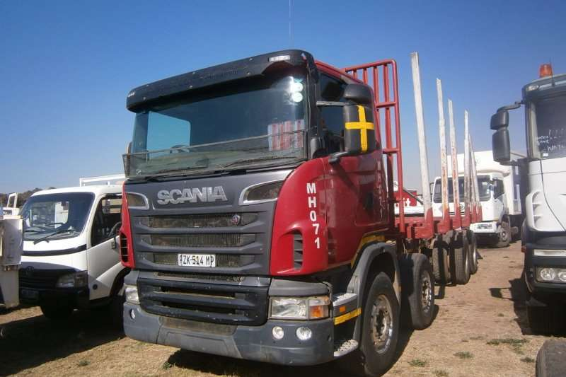 Scania Other R500 Truck
