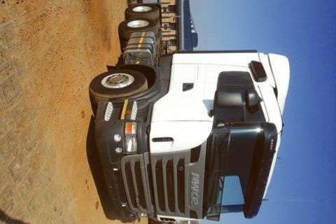 Scania R420- Truck