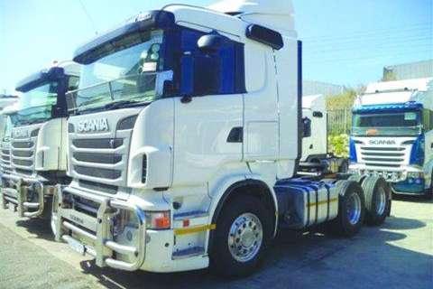 Truck Scania R460- 2013
