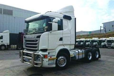 Truck Scania R460 (Demo)- 2014