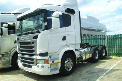 Scania R460 ( Demo)- Truck