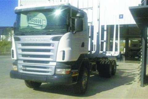 Truck Scania R500- 2010