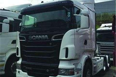 Truck Scania R500- 2011