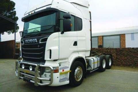 Truck Scania R500- 2013