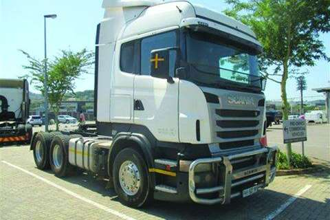 Scania R500 6x4 Truck Tractor- Truck