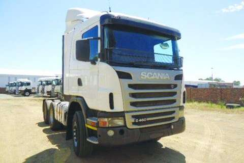 Truck Scania R500 Highliner 6x4 T/T- 2011