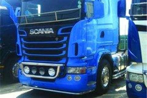 Scania R500 HP 6x4 TT- Truck