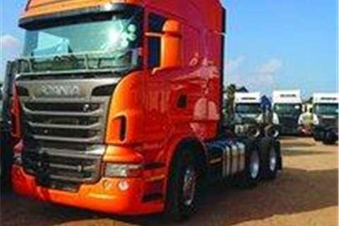 Scania R580 6x4  T/T- Truck