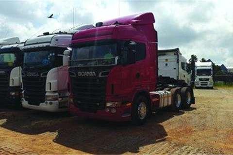 Scania R580 HP- Truck