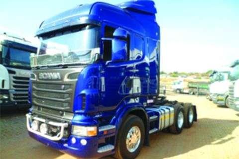 Scania R620 HP 6x4 TT- Truck