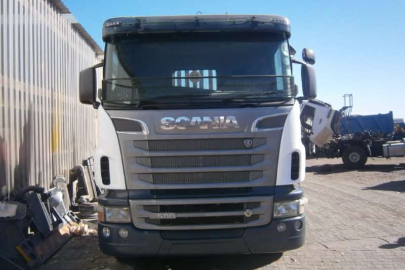 Scania Tipping body R500 Truck