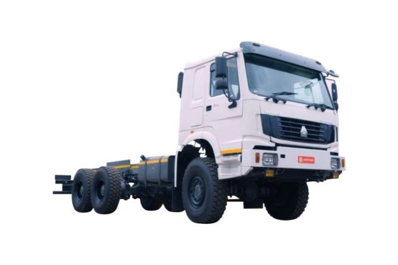 Sinotruk Chassis cab 6x6 Chassis Cab Truck