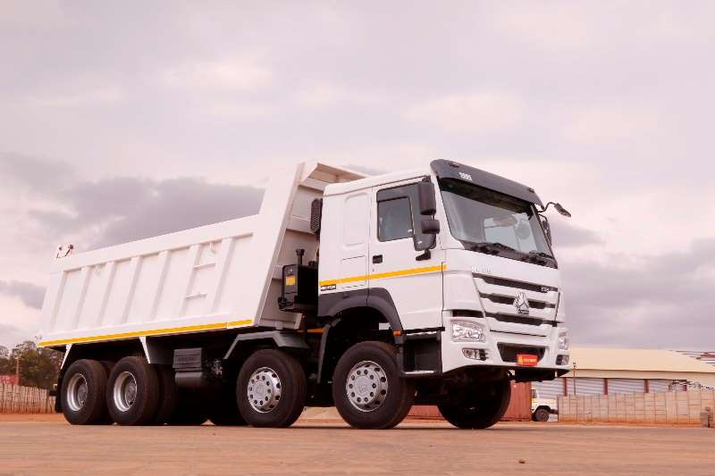 Sinotruk Tipper HOWO 7 84336 Truck