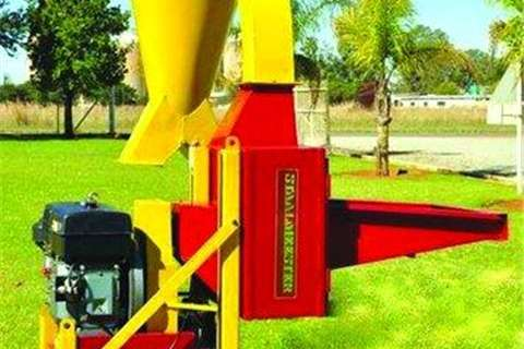 Staalmeester 6116 RS Hammermill- Truck