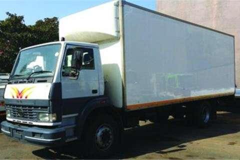 Truck Tata 1518 EX2 Van Body- 2011