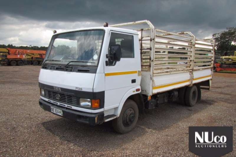 Tata Cattle body TATA 713S CATTLE CAGE BODY Truck