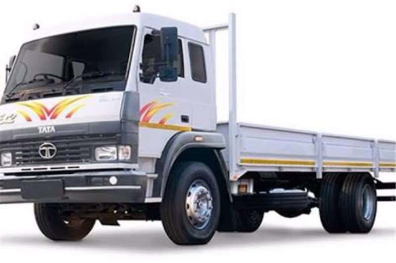 Truck Tata Chassis Cab 1623 2017