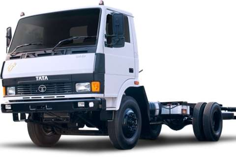 Tata Chassis cab LPT 1216 (6 Ton Truck) Truck