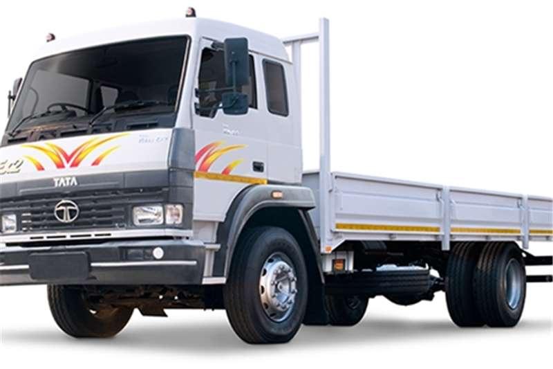Tata Chassis cab LPT 1623 (4x2) 8Ton Truck + Free Drop side Body Truck