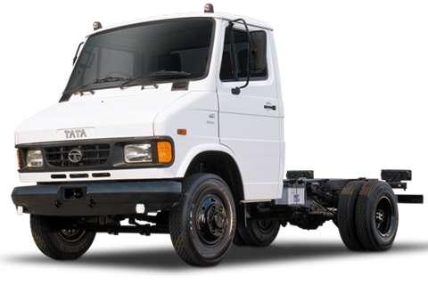 Truck Tata Chassis Cab SFC 407 (2Ton Truck) 2017