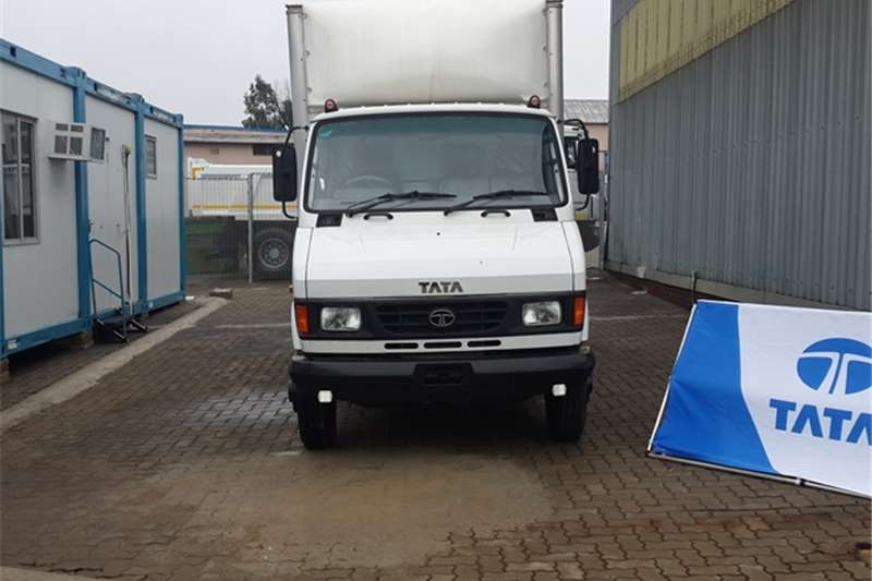 Tata Chassis cab SFC407(2 Ton) Truck