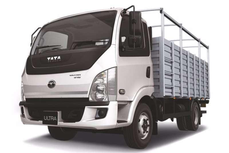 Truck Tata Chassis Cab TATA 814 Ultra 2017