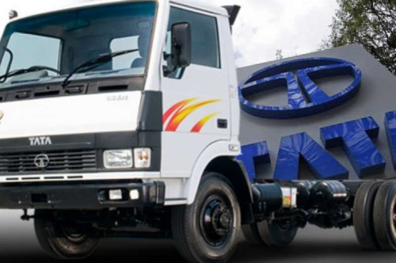Tata Chassis cab TATA Chassis cab 5Ton payload Truck