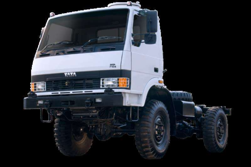 Tata Chassis cab TATA LPTA 715 (4X4) MONSTER OF THE BUSH Truck
