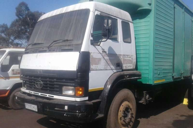 Tata Closed body Truck
