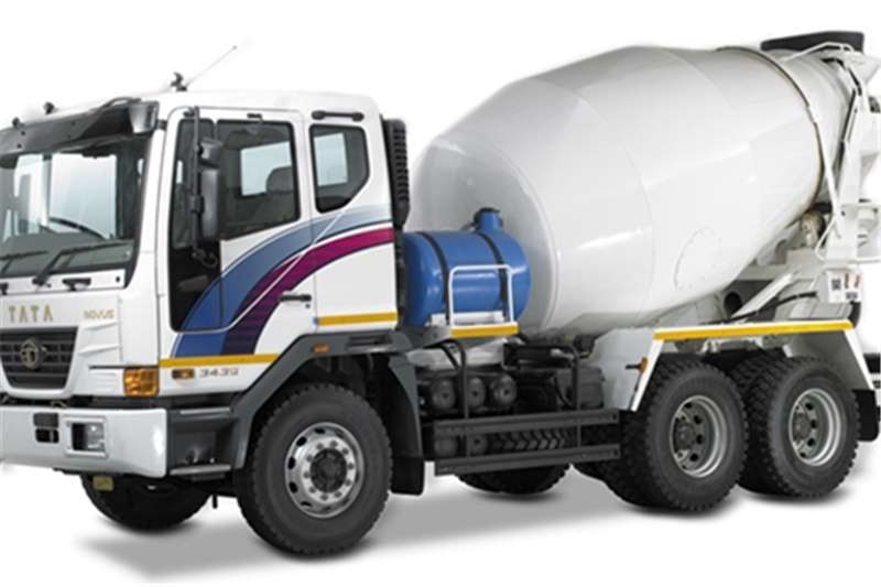 Tata Concrete mixer K5MVF (6cum ready to use Mixer) Truck