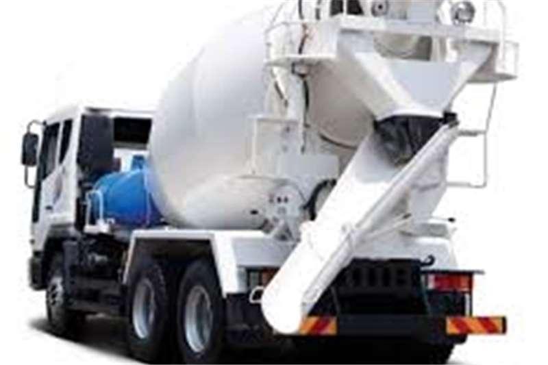 Tata Concrete mixer Novus K5MVF, 6 Cube Truck