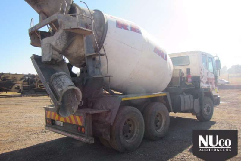 Tata Concrete mixer TATA 6M3 CONCRETE MIXER Truck