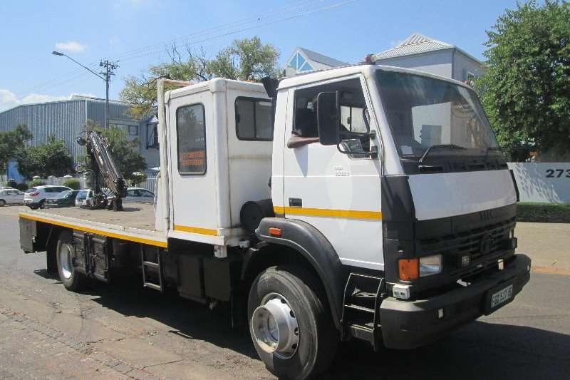 Truck Tata Crane Truck 1518c 2009