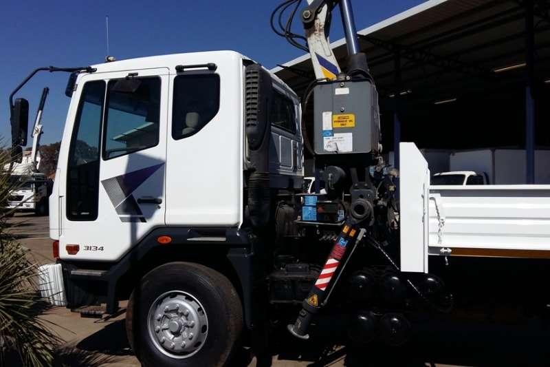 Tata Crane truck Novus K7CEF 6*4 F/C Truck