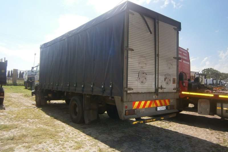 Tata Curtain side 1518 Truck